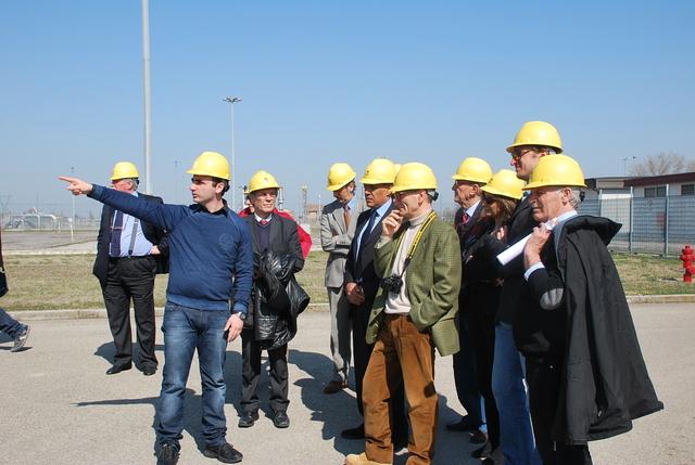 La commissione tecnico-consultiva a Minerbio