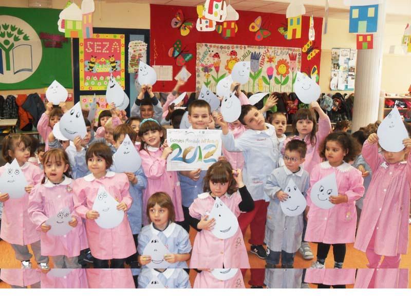 Giornata dell'acqua nelle scuole