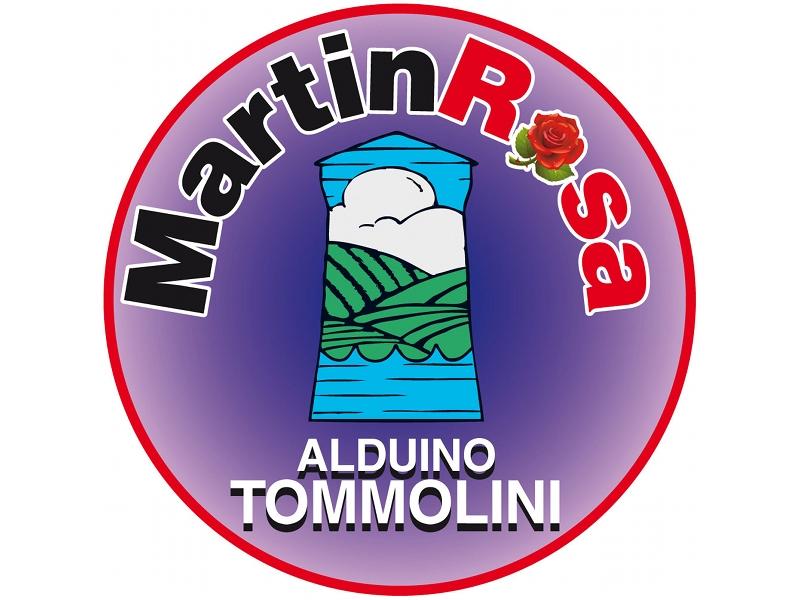 il nuovo logo del gruppo Martin Rosa