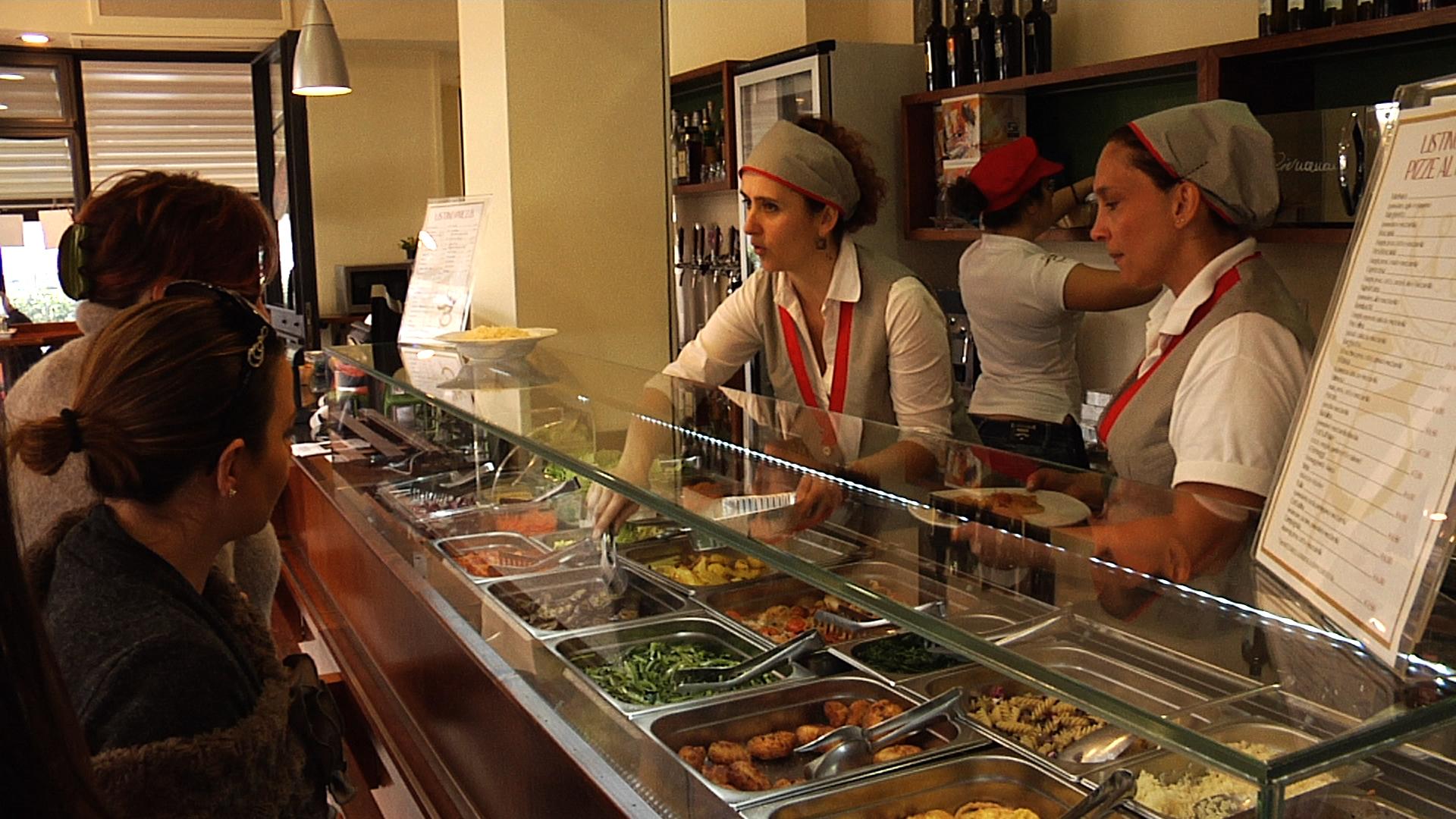 La pizzeria del Borgo. Per una pausa pranzo gustosa e genuina