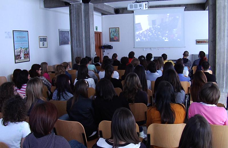 Aula Magna, Liceo Classico G Leopardi
