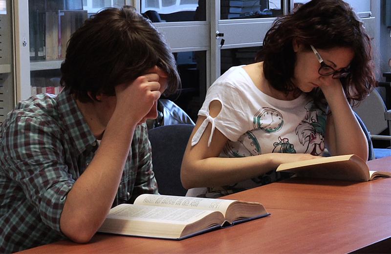 Biblioteca Istituto Classico G Leopardi