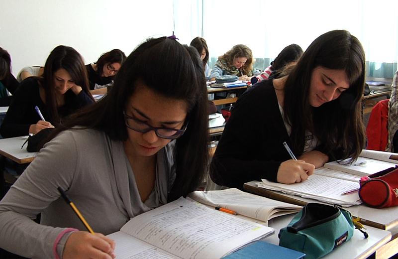 Classe Liceo Classico G Leopardi
