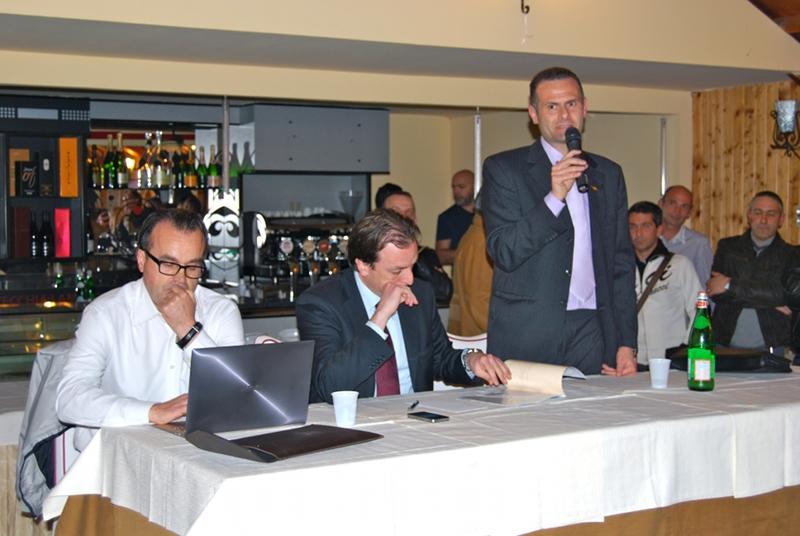 Presentazione del gruppo Martin Rosa
