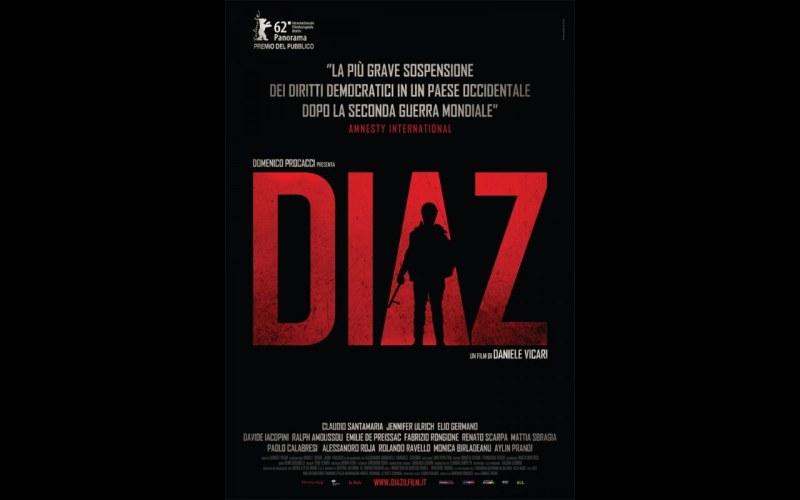 Diaz, locandina