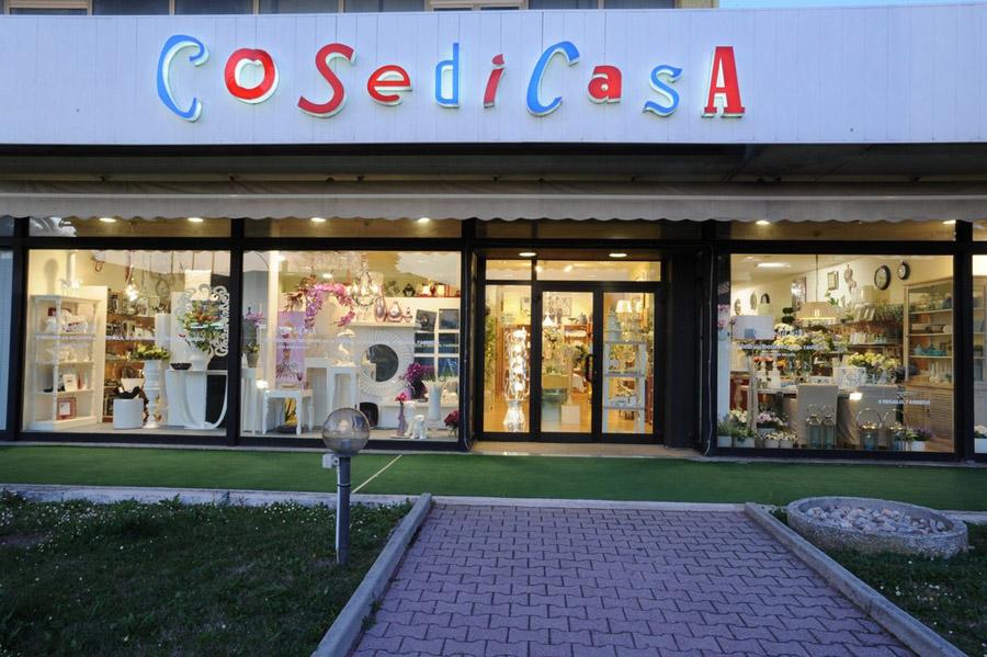 Cose di Casa è in via Pasubio, a San Benedetto del Tronto