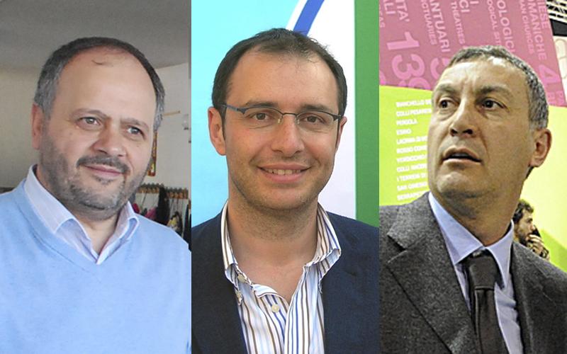 Gaspari, Gabrielli e Calvaresi