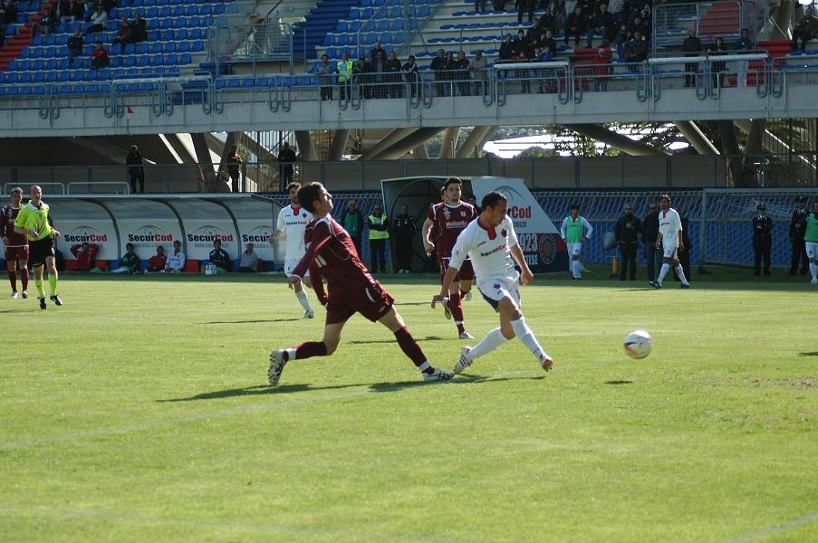Gol Puglia 3-1 all'Agnonese (giammusso)