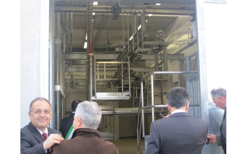 Inaugurazione Mattatoio di Ripatransone. Si aprono le porte della struttura al pubblico  per la prima volta
