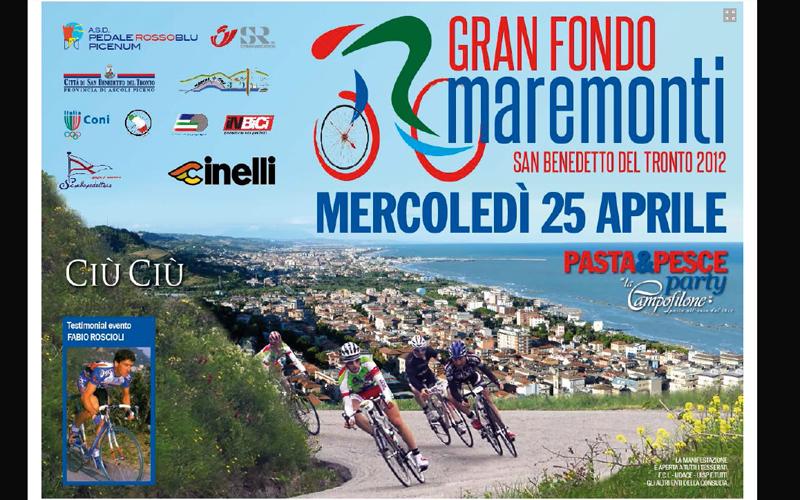Gran Fondo Maremonti 2012