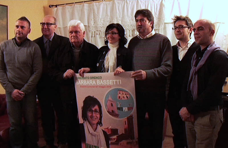 Lista Civica Uniti per Ripa con Barbara Bassetti candidata sindaco