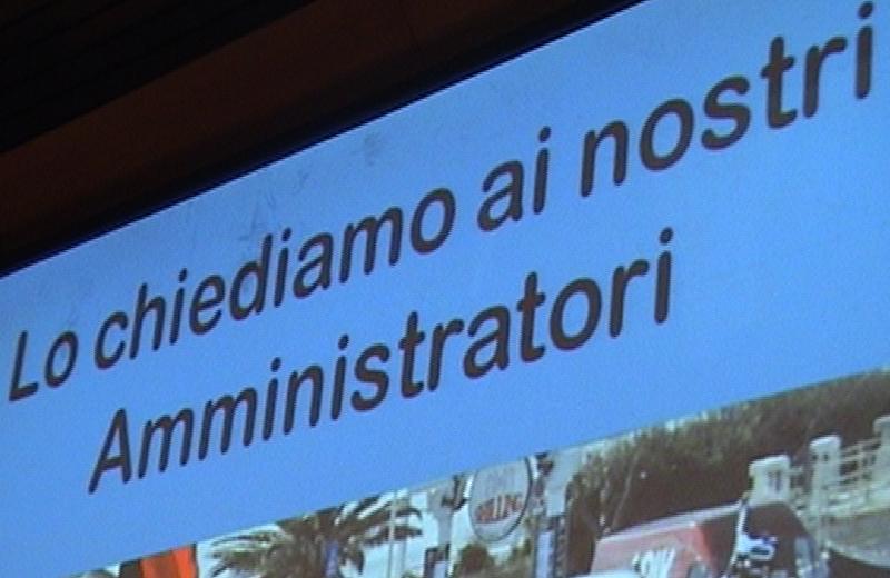 Protesta balneari a Roma: lo chiediamo ai nostri amministratori