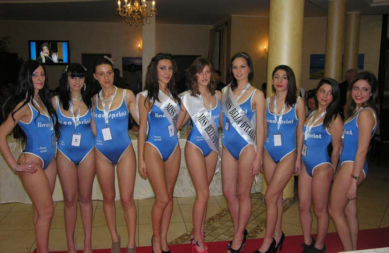 Miss Bella d Italia