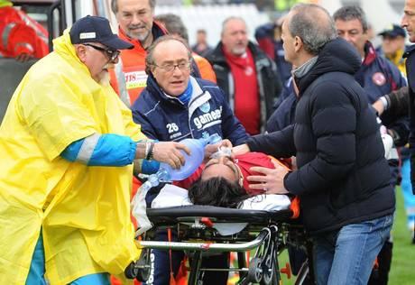 Morosoni soccorso all'Adriatico di Pescara, ma non c'è stato nulla da fare