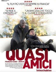 Locandina film Quasi amici