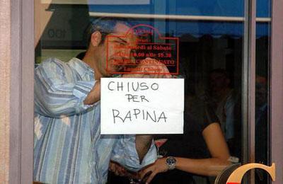 Rapina (foto Google)