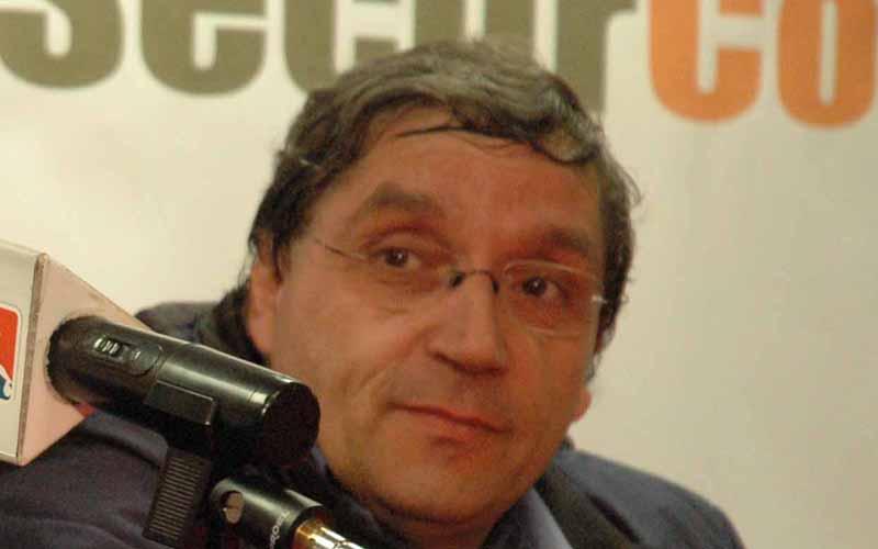 Il presidente della Samb, Roberto Pignotti