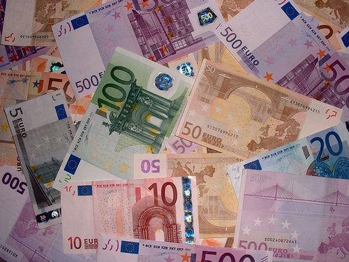 Una montagna di euro
