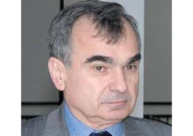 Il professor Filippo Gabrielli