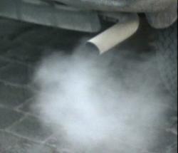 Un esempio di polvere sottile