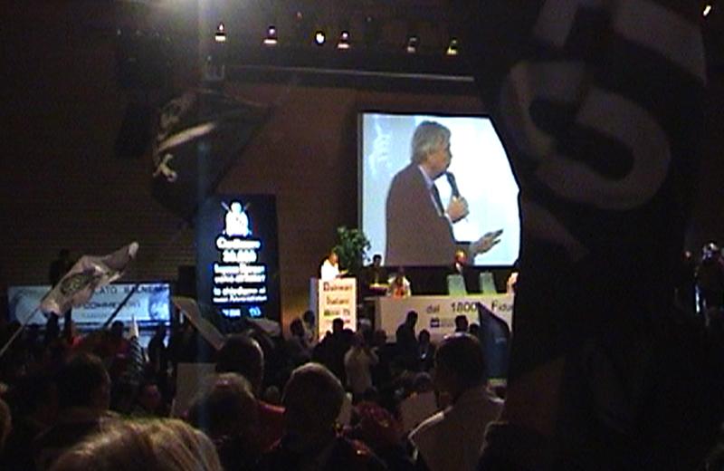 Palacongressi Eur, protesta Balneari contro la Bolkestein