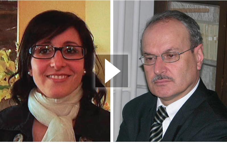 Barbara Bassetti e Remo Bruni