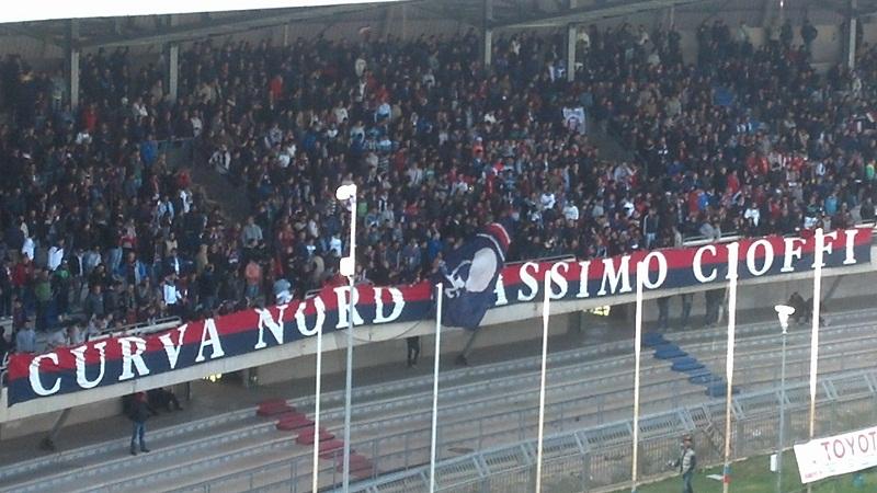 Curva Nord Massimo Cioffi
