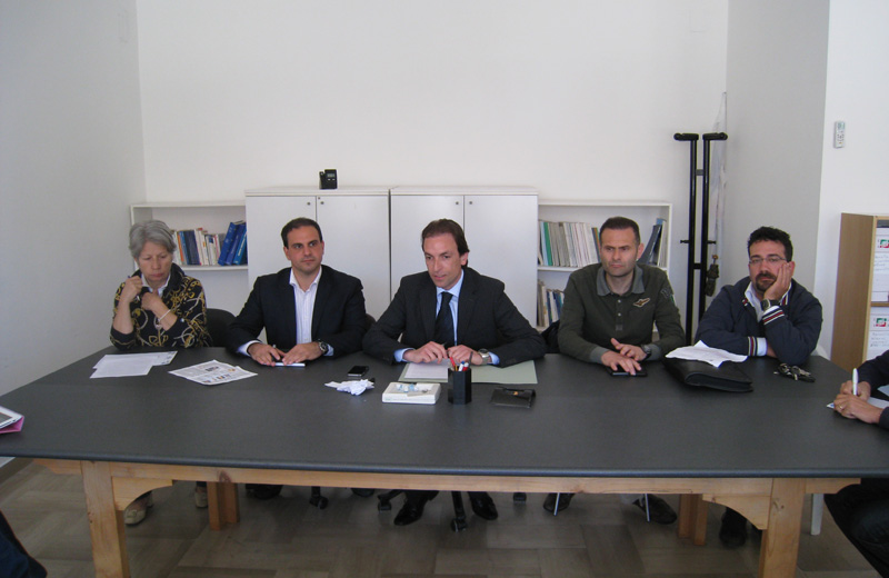 Giuseppina Camaioni, Concetto Di Francesco, Massimo Vagnoni, Alduino Tommolini, Antonio Di Tommaso
