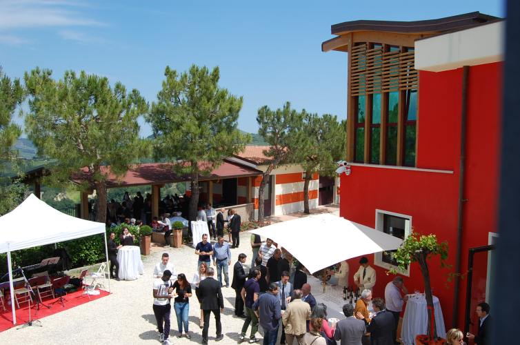 Inaugurazione Tenuta Cocci Grifoni 2
