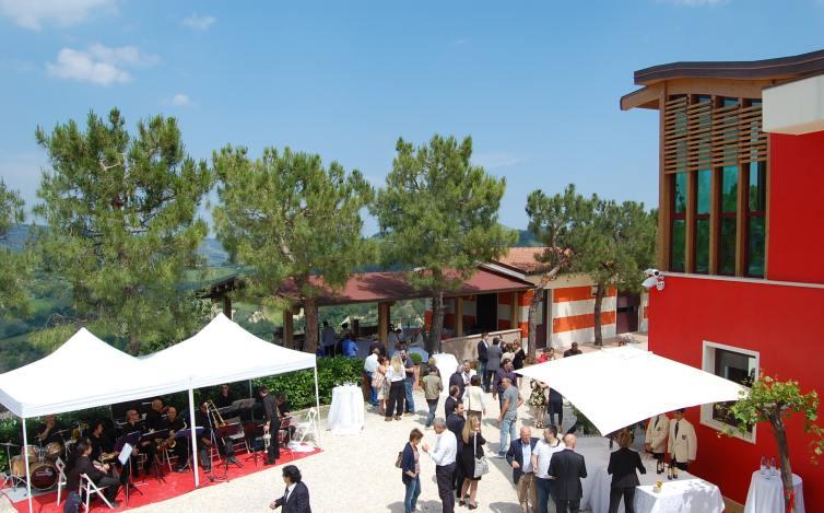Inaugurazione Tenuta Cocci Grifoni 3
