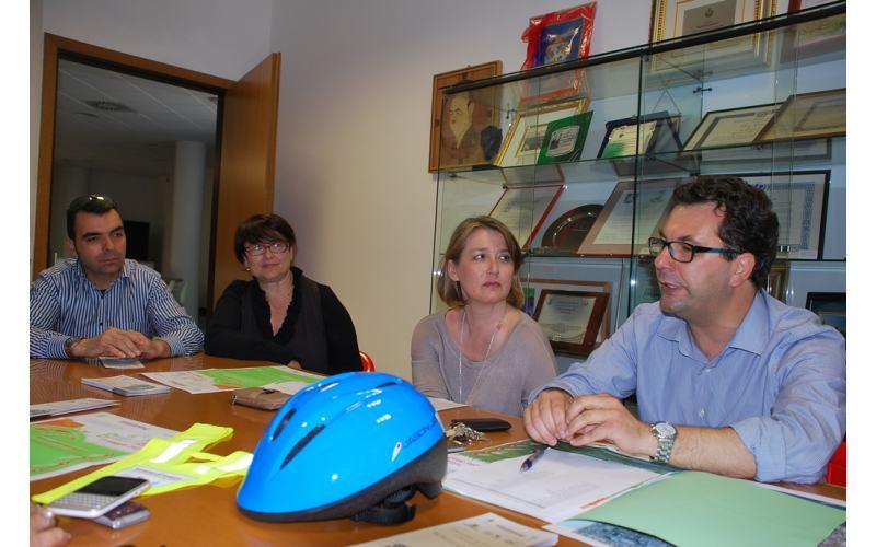 Luca Spadoni presenta La giornata della bicicletta