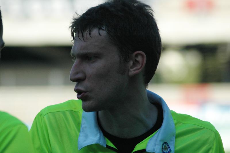 L'arbitro Marco Serra di Torino