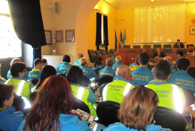 Misericordia Grottammare nuova ambulanza di soccorso con sistema innovativo 2012  (1)