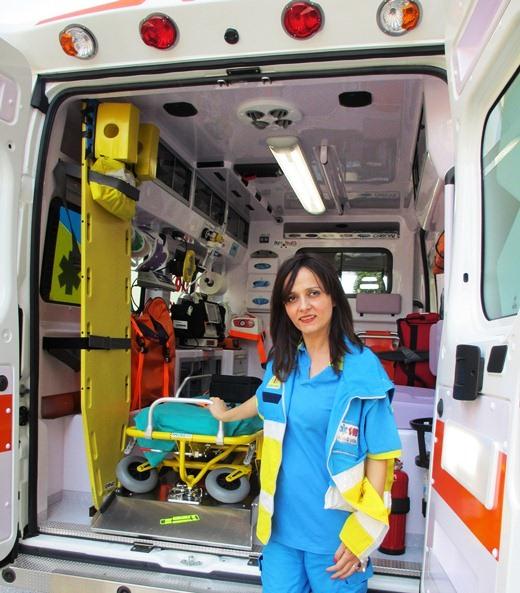 Misericordia Grottammare nuova ambulanza di soccorso con sistema innovativo 2012  (3)