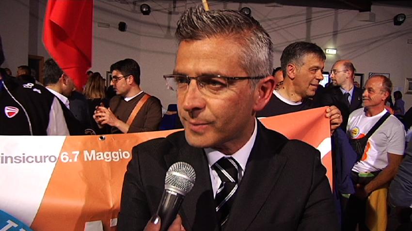 Paolo Camaioni nuovo sindaco di Martinsicuro foto