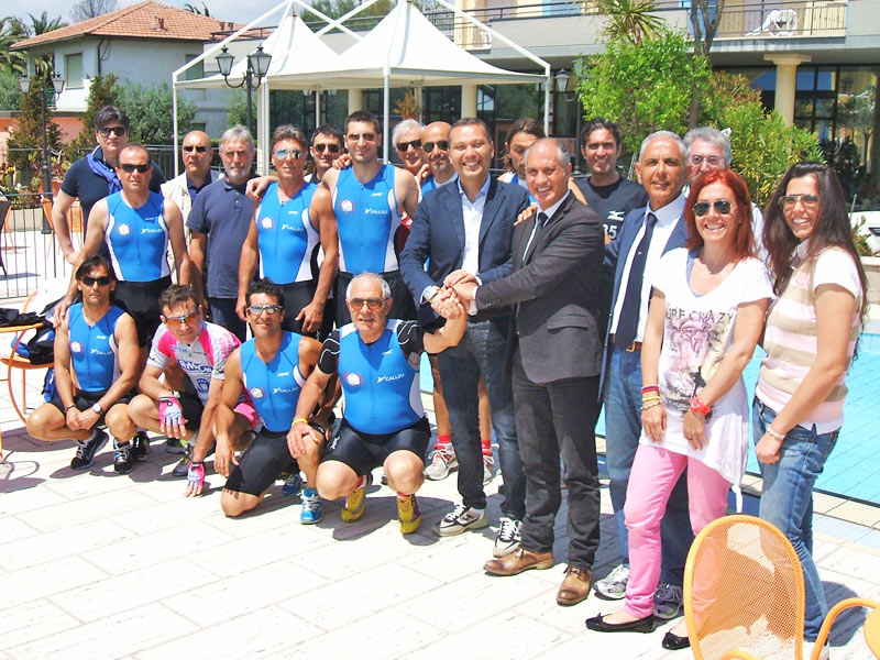 Presentazione della nuova iniziativa della Porto 85