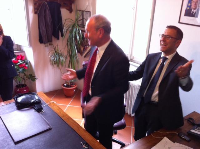 Remo Bruni  e Paolo D'Erasmo