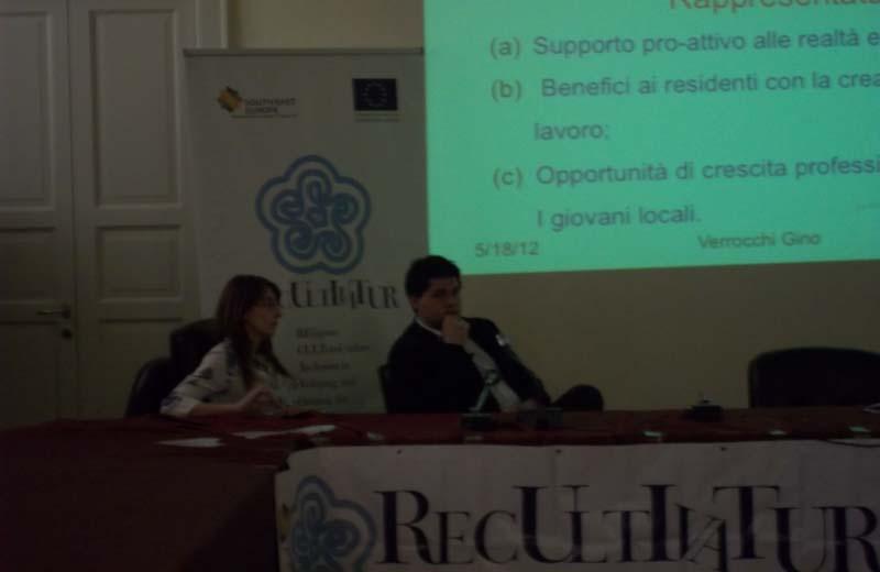 Sandro Mariani, Assessore alle politiche Comunitarie