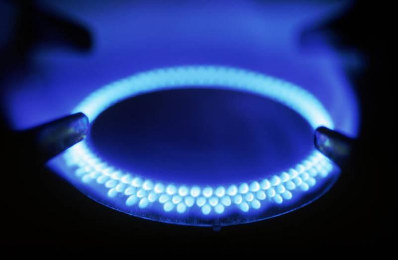 Un fornello del gas