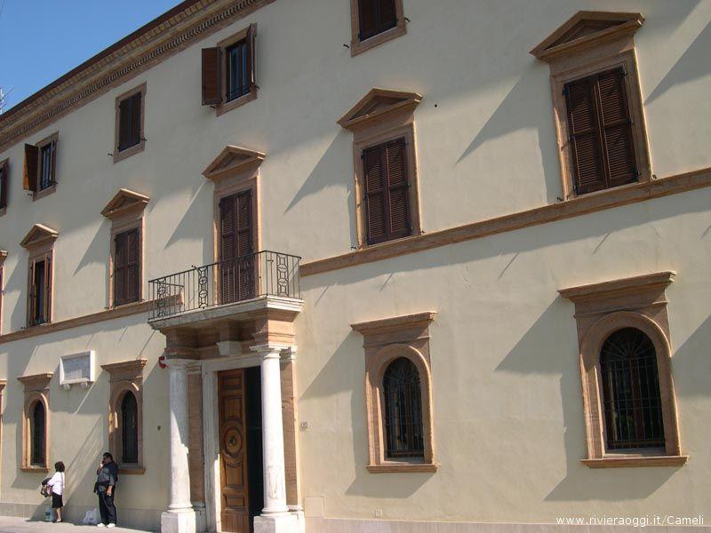 Biblioteca Mario Rivosecchi