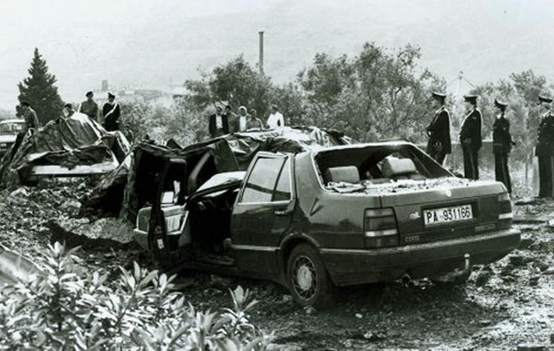 23 maggio 1992, l'attentato di Capaci
