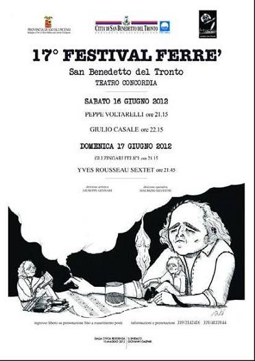 17° festival ferrè