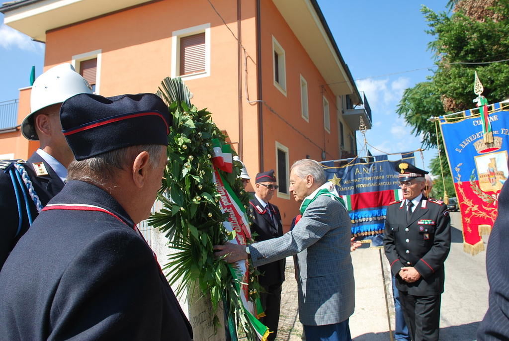 Commemorazione Spinozzi- Fileni