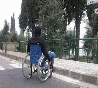Progetto per i disabili