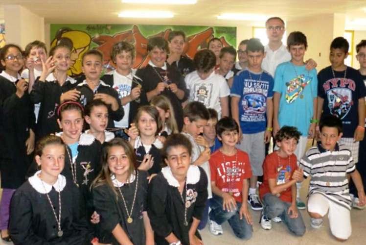 Alunni del Terzo Circolo Didattico premiati al torneo di scacchi