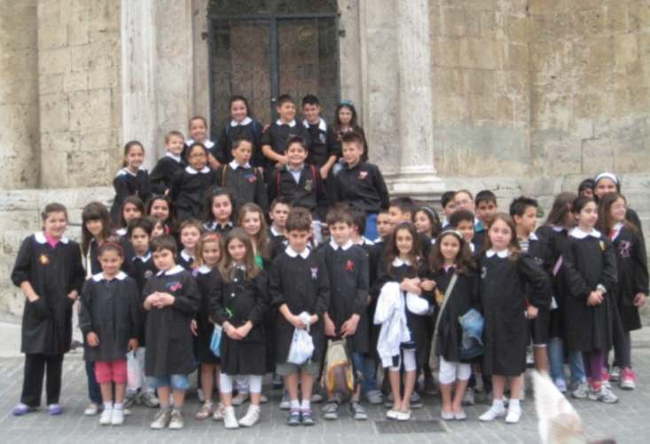 Bambini del Terzo Circolo di San Benedetto