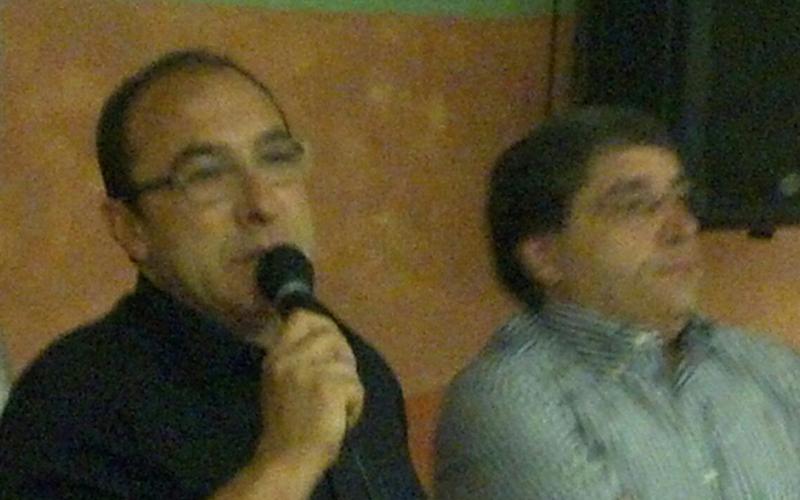 Claudio Bartolomei e Roberto Pignotti