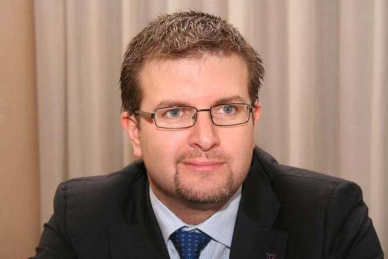 Carlo Fidanza,europarlamentare Fratelli d'Italia  (da www.agroseto.blogspot.it)