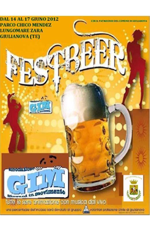 Fest Beer Giulianova 2012