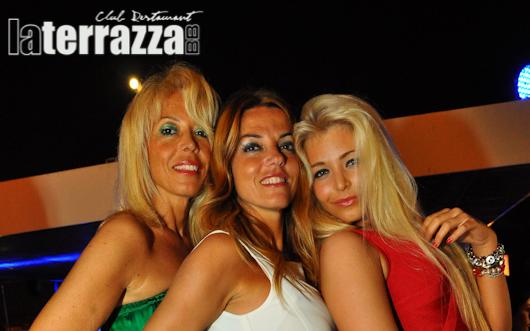 Riviera OggiIl battito della notte alla \